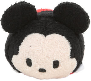 Mickey Mouse Tsum Tsum Plush