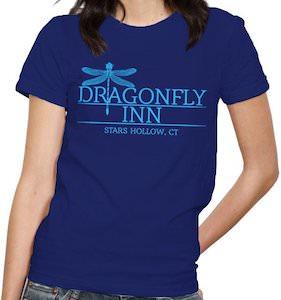 Gilmore Girls Dragonfly Inn Stars Hollow T-Shirt