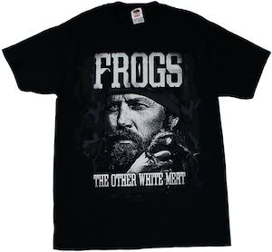 Jase Robertson Frogs The Other White Meat T-Shirt