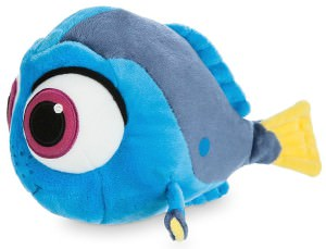 Finding Dory Baby Dory 8 Inch Plush