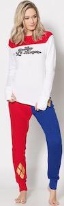 Women's Harley Quinn Pajama Set
