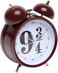 9 3/4 Harry Potter Alarm Clock