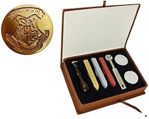 Hogwarts Wax Seal Set