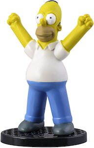 Happy Homer Simpson Figurine