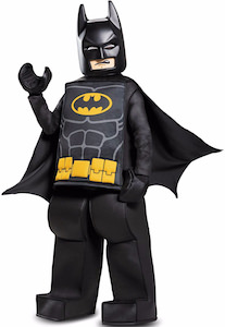 LEGO Batman Costume For Kids