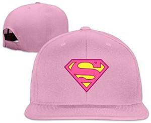Supergirl Pink Logo Hat