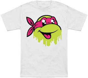 TMNT Melting Raph T-Shirt