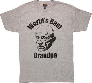 World's Best Grandpa Mike T-Shirt