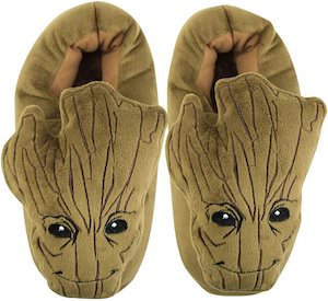 Marvel Guardians of the Galaxy Groot Slippers