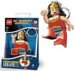 Wonder Woman LEGO LED Key Chain
