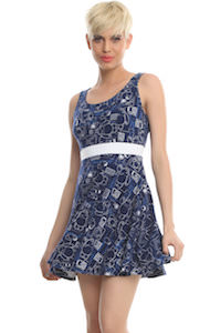 Women's Baymax Dress