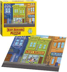 Bob's Burgers Jigsaw Puzzle