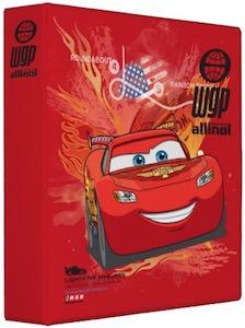 Lightning McQueen Binder