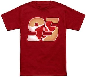 Number 95 Lightning McQueen T-Shirt