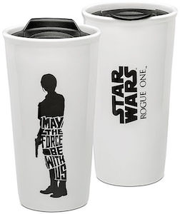 Rogue One Jyn Erso Travel Mug