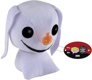 The Nightmare Before Christmas Zero Plush