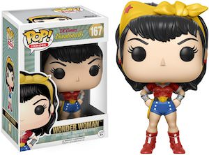 Wonder Woman Bombshells Figurine