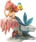Disney Ariel The Little Mermaid Stone Resin Figurine