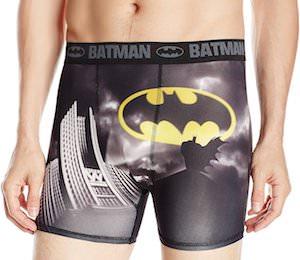 Batman And Wayne Enterprises Boxers