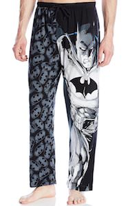 Men's Batman And His Symbol Pajama Pants