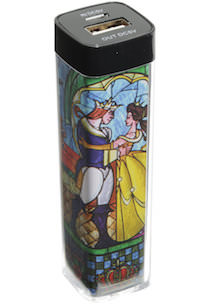 Beauty And The Beast Power Bank