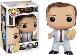 Jimmy McGill Pop! Figurine 322