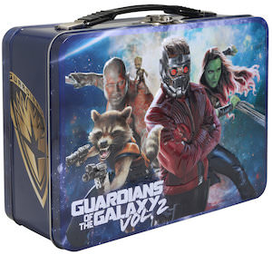 Guardians of the Galaxy Volume 2 Lunch Box