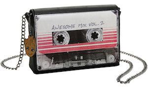 Guardians of the Galaxy Mix Tape Handbag