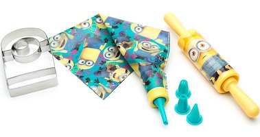 Despicable Me Minion Cookie Making Set