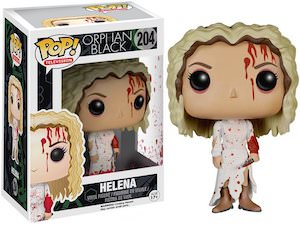 Orphan Black Bloody Dress Helena Figurine