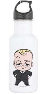 The Boss Baby Water Bottle