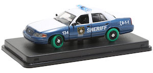 The Walking Dead Rick Grimes Police Car