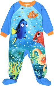 Finding Dory Toddler Onesie Pajamas