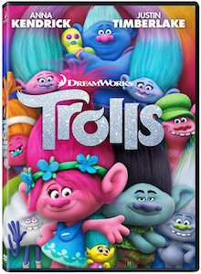 Trolls The Movie On DVD, Blu-Ray, And More