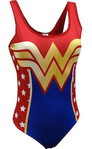 Women's Wonder Woman Bodysuit