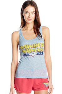 Wonder Woman Pajama Set