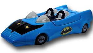 DC Comics Batman Batmobile Cookie Jar