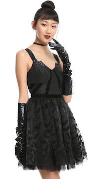 Fancy Batman Dress