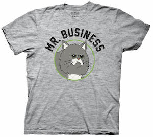 Mr. Business Cat T-Shirt