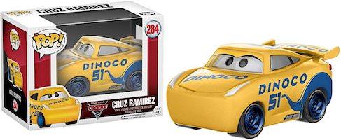 Cars Cruz Ramirez Figurine