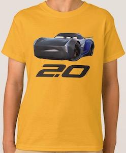Cars 3 Jackson Storm T-Shirt