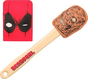 Deadpool Spatula With Removable Mask
