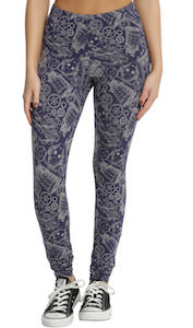 Doctor Who Sketch Leggings