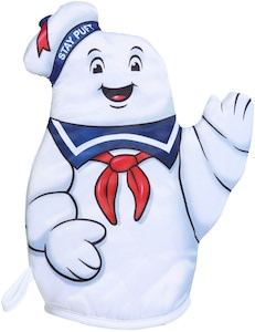 Stay Puft Marshmallow Man Oven Mitt