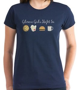 Gilmore Girls Night In T-Shirt