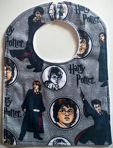 Harry Potter Baby Bib