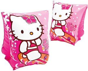 Hello Kitty Arm Floaties