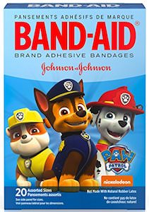 PAW Patrol Adhesive Bandages by Band-Aid