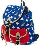 DC Comics Wonder Woman Knapsack Backpack
