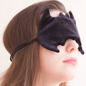 Batman Logo Sleep Mask